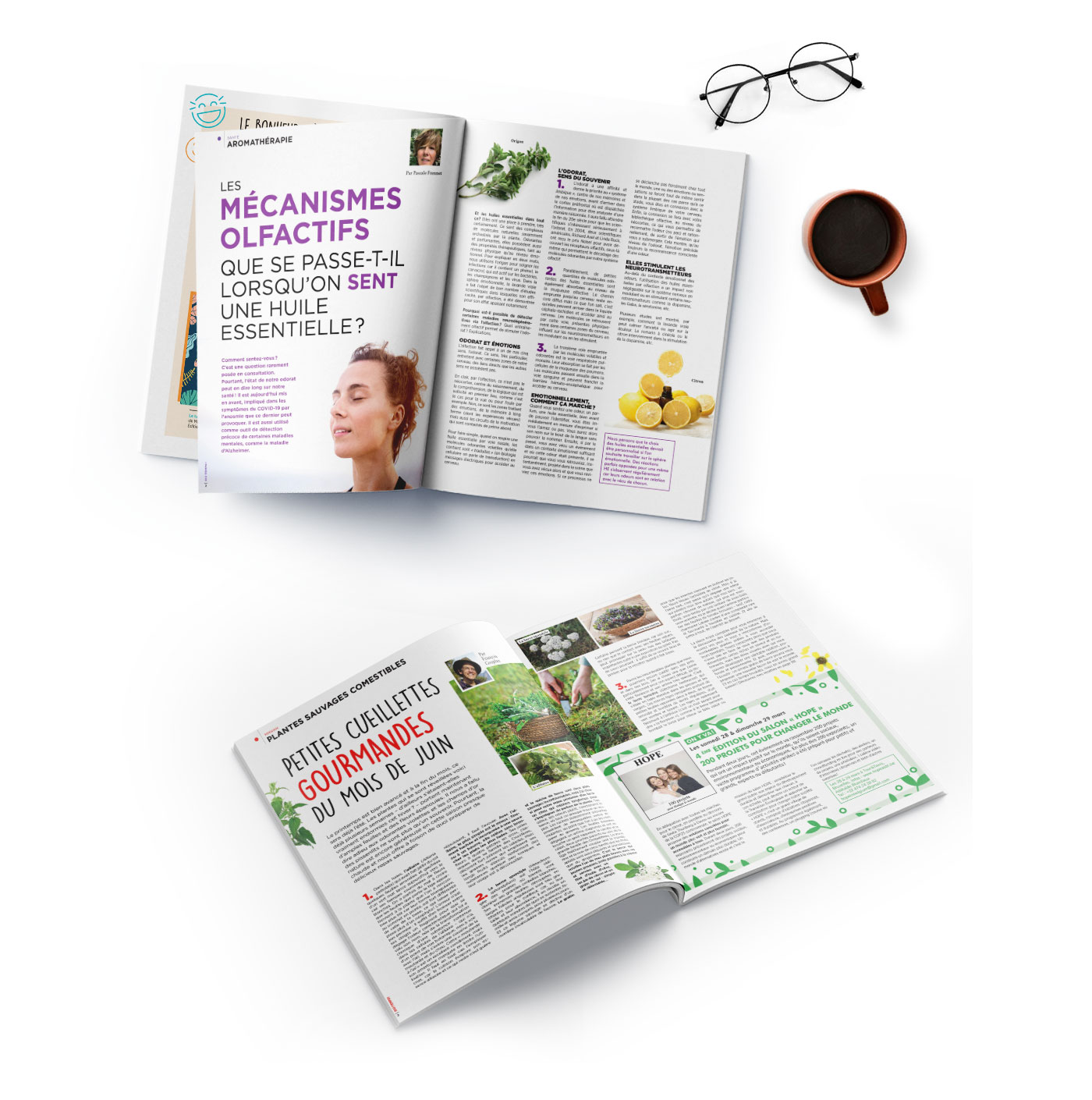 Magazine Belge BioTempo