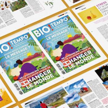 BioTempo, le magazine bio !